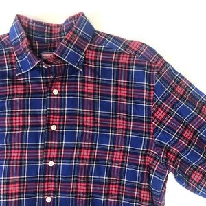 Vineyard Vines Shirts - Vineyard Vines Flannel Murray Shirt size M